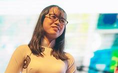 Cô sinh viên năm nhất kiếm 2,88 triệu USD cho giáo dục