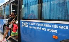 'Độc quyền' cấp nhiên liệu CNG, nguy cơ xe buýt rối loạn