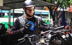 Chiếc túi cứu thương của chàng trai Canada kinh doanh tại Việt Nam