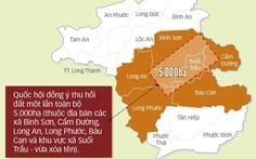 Dự án sân bay Long Thành: Đền bù đất bị thu hồi ra sao?