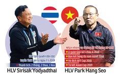 Tuyển Thái Lan - Việt Nam: Quyết định ở hai 'vị tướng'