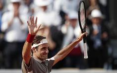 Federer gặp Nadal ở bán kết Roland Garros 2019