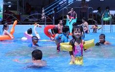 Để trẻ tăng chiều cao trong mùa hè