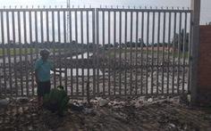 3 cháu bé tử vong trong hồ nước sắp làm khu du lịch sinh thái