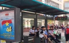 Đưa vào hoạt động thêm 22 nhà chờ xe buýt có camera an ninh