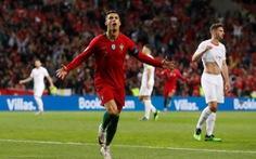 Ronaldo lập hat-trick, Bồ Đào Nha vào chung kết UEFA Nations League
