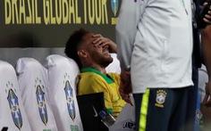 Neymar chấn thương, có nguy cơ lỡ hẹn Copa America
