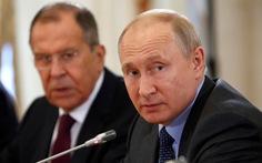 Ông Putin nhắn nhe Mỹ đừng can thiệp quân sự vào Venezuela