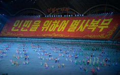 Triều Tiên hoãn lễ hội 'biển người' sau cơn thịnh nộ của ông Kim