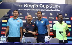 HLV Park Hang Seo thừa nhận không biết nhiều về đối thủ Curacao