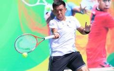 Lý Hoàng Nam vào chung kết đôi Giải chuyên nghiệp Hong Kong