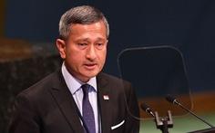 Ngoại trưởng Singapore: Phát biểu của Thủ tướng Lý không có ý xúc phạm Việt Nam và Campuchia