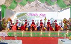 Tập đoàn Cotana khởi công dự án KĐT Eco Garden tại Huế