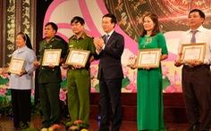 Học tập và làm theo tấm gương đạo đức Hồ Chí Minh: Ươm mầm điều thiện