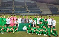 Rút khỏi World Cup 2022, cầu thủ Macau 'dọa' bỏ đội tuyển vĩnh viễn