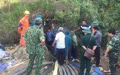 Tìm thấy thi thể người đàn ông mắc kẹt dưới hang sâu 40m