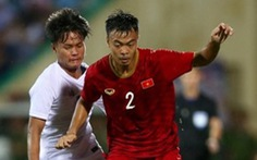 U23 Việt Nam lứa đàn em bắt đầu được mài giũa 'ra trò'
