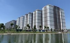Công viên cây xanh, hồ điều hòa chiếm 70% diện tích dự án Thanh Hà