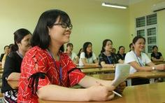 Chấm thi THPT quốc gia 2019: Nhanh nhưng không vội
