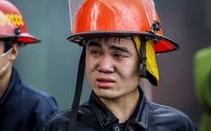 Ảnh lính cứu hỏa ở Hà Nội của Tuổi Trẻ thành lính chữa cháy rừng Hà Tĩnh?