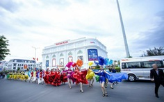 Rực rỡ sức trẻ trong lễ kỷ niệm 30 năm ngày tái lập tỉnh Phú Yên