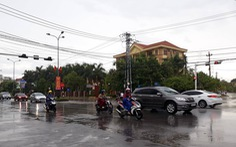 Nghệ An, Quảng Bình đón 'mưa vàng'