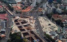 Làm dự án mới kết nối hai tuyến metro ở TP.HCM