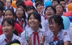 Học sinh ở TP.HCM sẽ tựu trường ngày 19-8