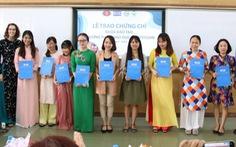 Chiêu sinh khóa học nhập môn phương pháp giáo dục Montessori tháng 9-2019