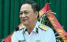 Xóa tư cách nguyên tư lệnh Quân chủng Hải quân với ông Nguyễn Văn Hiến