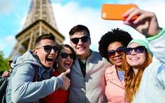 Muốn kỳ nghỉ nhóm thành công, phải quán triệt về mạng xã hội!