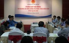 3 đề xuất tăng lương tối thiểu của Tổng liên đoàn Lao động Việt Nam