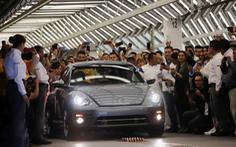 Volkswagen xuất xưởng chiếc 'con bọ' Beetle cuối cùng