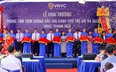 Tiêm chủng VNVC tới Thanh Hóa
