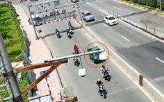 25.573 ôtô ở TP.HCM lỗi giao thông bị camera ghi hình không chịu nộp phạt