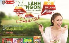 Rinh ngàn giải thưởng 'khủng' với sản phẩm gạo ăn liền Acecook Việt Nam
