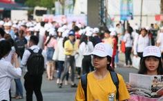 ĐH Mở TP.HCM công bố danh sách hơn 2.400 thí sinh trúng tuyển