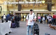 Công Phượng đã có mặt tại Bỉ chuẩn bị gặp lãnh đạo CLB Sint-Truidense