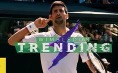 Video pha giằng co với 45 cú đánh giữa Djokovic với Bautista ở Wimbledon 2019