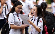 Bộ GD-ĐT công bố điểm thi THPT quốc gia 2019