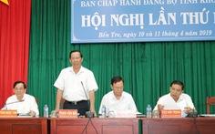 Bầu ông Phan Văn Mãi làm bí thư Tỉnh ủy Bến Tre
