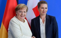 Ở Đức, tình hình sức khỏe lãnh đạo Merkel là chuyện riêng tư