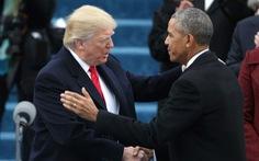 Ông Trump hủy thỏa thuận hạt nhân Iran vì muốn phá ông Obama?