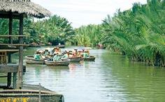 Sông Cổ Cò là 'đường tơ lụa' nối Hội An và Đà Nẵng