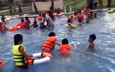 Công an điều tra vụ bé trai 6 tuổi chết đuối ở bể bơi tư nhân