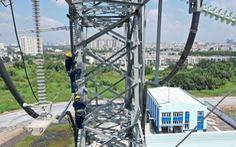 Vận hành đường dây 220 kV cấp điện cho khu công nghệ cao