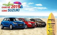 Suzuki triển khai chương trình khuyến mãi 'Chào hè 2019 cùng Suzuki'
