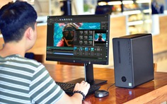 Synnex FPT giới thiệu bộ máy bàn cho văn phòng vừa và nhỏ