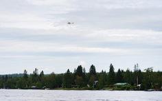 Máy bay chở dân nhảy dù rơi ở Thụy Điển, 9 người thiệt mạng