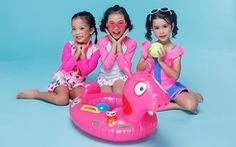 Dàn sao hội tụ 'Pink Summer Fashion Kids' cho trẻ yêu thời trang